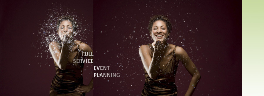 Full Service Event Planning